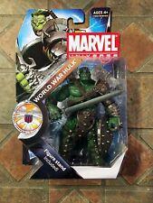 Marvel Universe WORLD WAR HULK  #003 Series 3 2010 Gladiator Figure Plantet