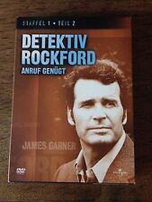 Detektiv Rockford - Anruf genügt - Staffel 1.2 DVD - James Garner