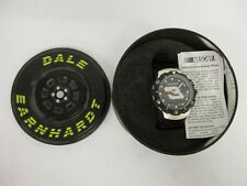 Dale Earnhardt NASCAR Limited Edition #3 Watch with Metal Tire Case