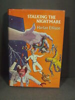 STALKING THE NIGHTMARE HARLAN ELLISON HB/DJ PHANTASIA PRESS BOOK CLUB 1982