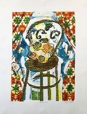 "AMANDA WATT ""THE BROWN CHAIR"" 1998 