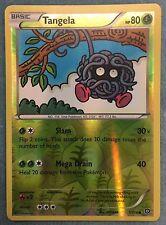 Pokemon card Tangelo 1/114 Reverse holo nm + extra bonus cards