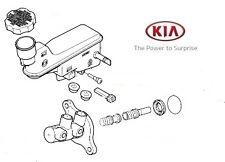 Genuine Kia Pro Ceed 2013-2017 Brake Master Cylinder - 58510A5700