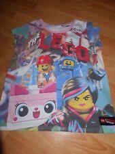 """Niños de Lego la película Camiseta de al pecho de tamaño 36"""""""
