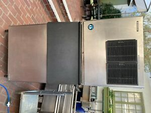 Hoshizaki KML 600 Ice Machine commercial--used. Works well.