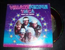 Village People Y.M.C.A. (New 1993 Remix) Australian Mixes Card Sleeve CD