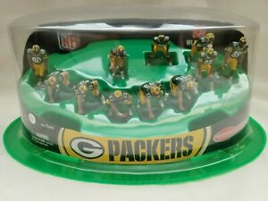 McFarlane Green Bay Packers Ultimate Team Set with Aaron Rodgers Donald Driver