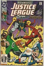 Justice League Europe #47 : Vintage DC Comic Book : February 1993