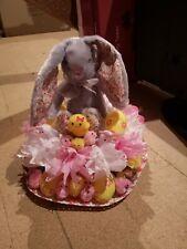 Easter bonnet bunny themed