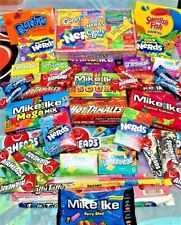 American Sweets Candy - Mike&Ike - AirHeads - Jolly Ranchers - Nerds - Warheads