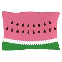 """CafePress Rhinoceros Rhino Standard Size Pillow Case 1626085370 20/""""x30/"""""""