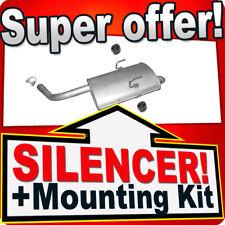 Rear Silencer ROVER 75 1.8 16V SALOON 04.1999-01.2005 Exhaust Box XYD