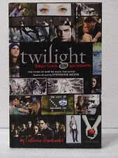Twilight Director's Notebook Catherine Hardwicke Vampire Romance 9780316070522