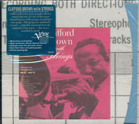 Clifford Brown With Strings CD NEW