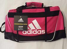 Adidas Defender II Duffel Bag University Pink/Black All Purpose Bag
