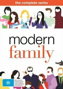 Modern Family Complete Series Season 1-11 New Sealed DVD Box Set Region 4 R4