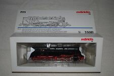 Marklin #33081 BR locomotive and 43138 and 43139 cars (4) - special edition