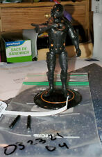 Rare Light Up Tron Legacy Black Guard (0323210) loose complete