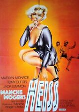 Manche mögen's heiß - Some Like It Hot (1959) | original Filmplakat 59x84 cm