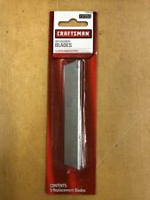 Craftsman 3-7/8 Inch Handi-Cut Replacement Blade 5 Pack