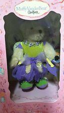 "MUFFY VANDERBEAR "" Courture Irresistible Iris"" New"