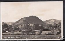 Cumbria Postcard - Lion and Lamb, Grasmere   RS278