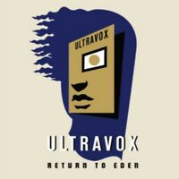 Ultravox - Return To Eden NEW 2CD & DVD Definitive Edition