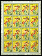EQUATORIAL GUINEA*1974* set 6 M/Sheets IMP.*MNH** Flowers -Mi.No A422-427KB