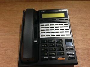 Panasonic KX-T7230 Black 24 Button LCD Speakerphone KX-T7230 Black