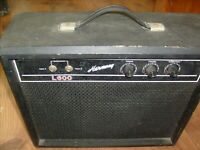 Vintage Harmony  Solid State Amp guitar  amplifier
