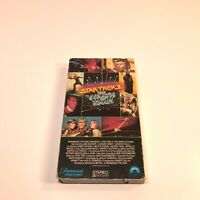 Star Trek 2 The Wrath Of Khan Vhs 1982.