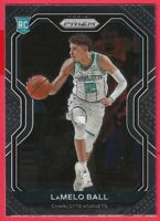 🏀🔥 2020-21 Panini Prizm LaMelo Ball Base Rookie RC #278 Charlotte Hornets 🔥🏀