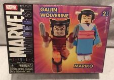 SDCC 2004 DST/Art Asylum Exclusive: Marvel Minimates - GAIJIN WOLVERINE & MARIKO
