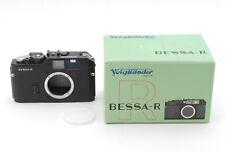 **Mint** Voigtlander Bessa-R 35mm Rangefinder Film Camera Body from Japan-#884