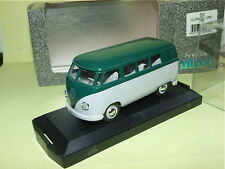VW COMBI 1955 2 Tons Vert & Gris VITESSE 560
