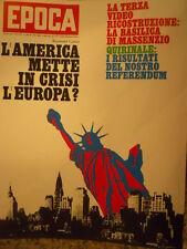 EPOCA 1105 1971 Intervista a John Lindsay sindaco NY