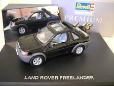 LAND ROVER FREELANDER openback noir black 1/43 REVELL 28222