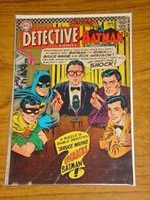 DETECTIVE COMICS #357 VG (4.0) DC BATMAN DARK KNIGHT