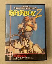 Paperboy 2 | Sega Mega Drive | PAL | CIB | No Repro | Original in OVP