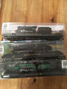 Model trains x 3 brand new - no magazines