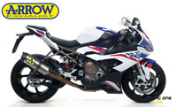 FULL EXHAUST SYSTEM ARROW COMPETITION COLLECTOR STEEL BMW S 1000 RR S1000RR 2019