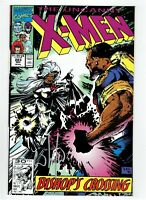 The Uncanny X-Men #283 1991 1st Full Appearance Bishop Signed Whilce Portacio