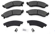 C4 Corvette 1988-1996 ACDelco Durastop Ceramic Friction Front Brake Pads