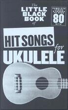 LITTLE BLACK BOOK OF HIT SONGS Ukulele*
