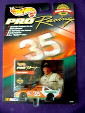 #35 TODD BODINE - TABASCO PONTIAC GP - HW PRO RACING 1998 PREVIEW EDITION - 1:64