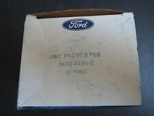 NOS 1973 - 1979 FORD F600 F700 F800 TRUCK BRAKE SHOE RETRACTING SPRINGS SET PAIR