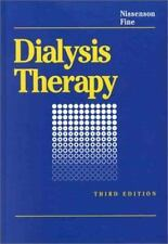 Dialysis Therapy, 3e (Books), Nissenson MD  FACP, Allen R., Fine MD, Richard E.,