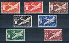 D0748 - NOUVELLE CALÉDONIE - Timbres Poste Aérienne N° 46 à 52 Neufs**