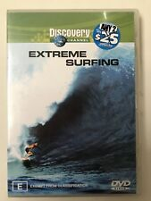 Discovery Channel - Extreme Surfing (DVD, 2000) R4