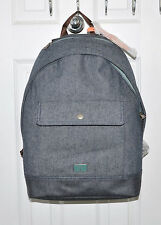 Fossil Dawson Denim Backpack Padded Laptap Sleeve Bag Gents or Ladies ZB6719423